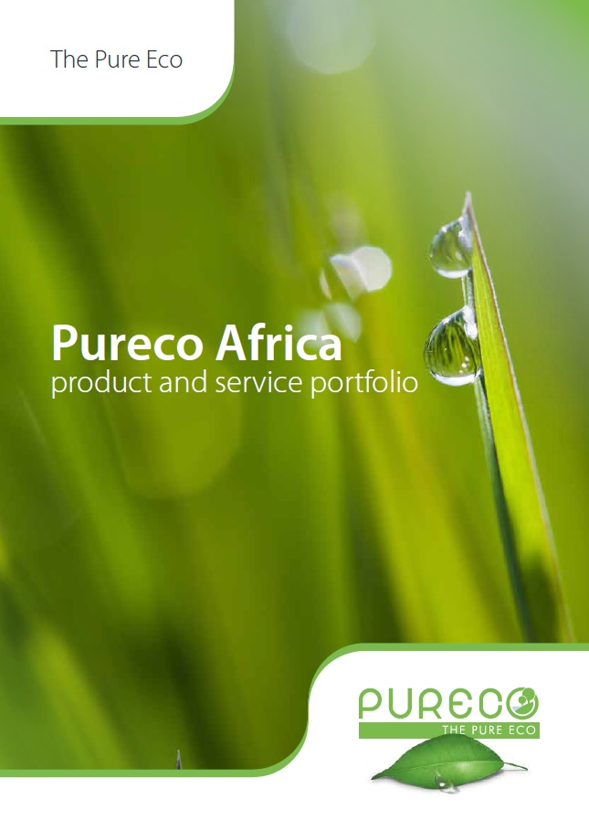 Pureco Africa catalogue is available